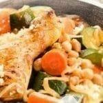 Couscous aux légumes frais