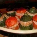 Légumes farcis express