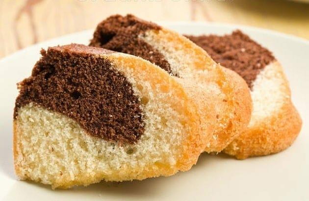Gâteau façon Savane. Dessert