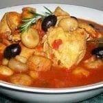 Sauté de poulet à la provençale